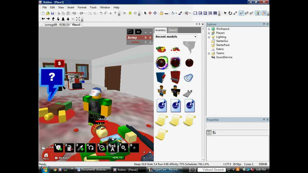 How To Make A Shop Dialog On Roblox Youtube