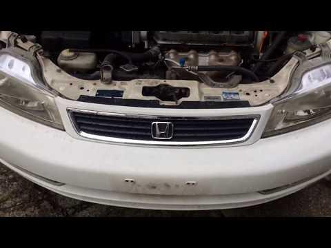 Honda Domani MB3 D15B 2000 г.в. (донор 796)