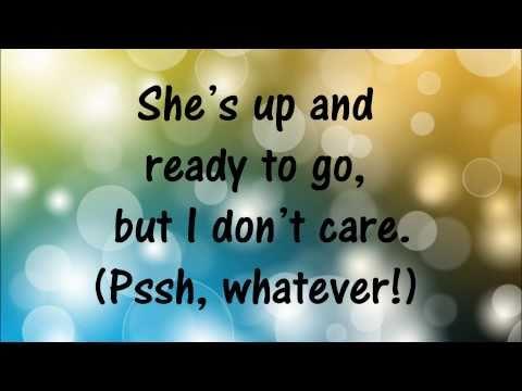 All Time Low - I Feel Like Dancin' - w/ LYRICS [HD]