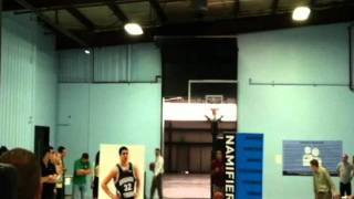 """The """"Jimmer-Range"""" Shootout at the Namifiers Gym"""