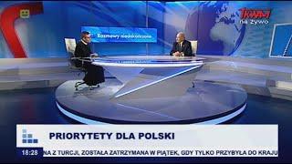 Rozmowy niedokończone: Priorytety dla Polski cz.I