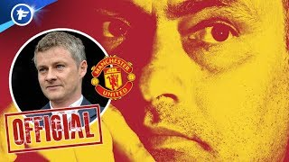 OFFICIEL : Ole Gunnar Solskjær remplace José Mourinho à Manchester United   Revue de presse