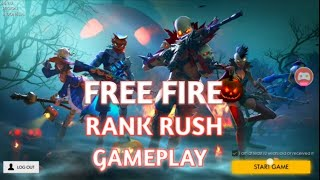 FREE FIRE LIVE NEW UPDATE  ll HEROIC RUSH GAMEPLAY GAMEPLAY  !! #freefirelive ll #fflive