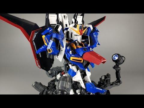 【国模小站】亿辉 Z高达胸像 Zeta Gundam(BILLION SPARK CRAFTSMANSHIP)