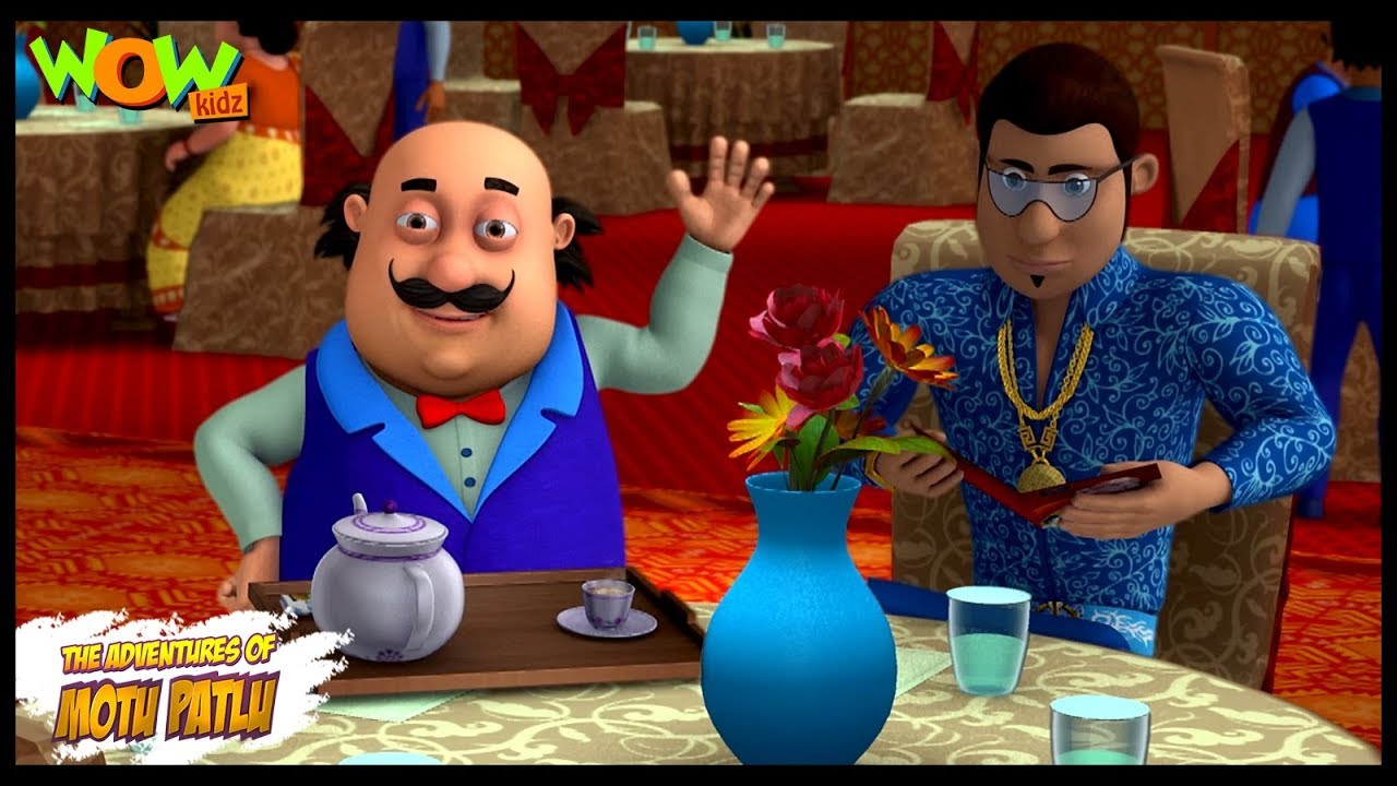 Download Motu Patlu New Episode | Hindi Cartoons For Kids | Motu With Superstar | Wow Kidz