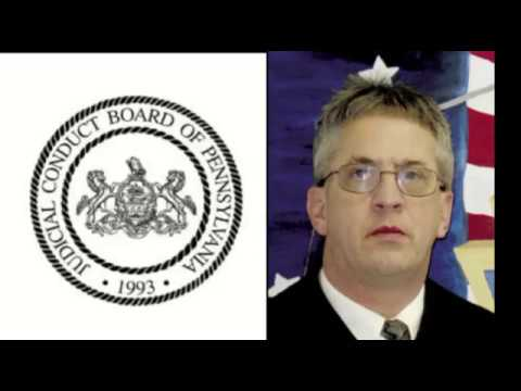 Corrupt Judges, Lawyers & Criminologists. Wall of Shame. Pennsylvania Judge Michael Shaw.