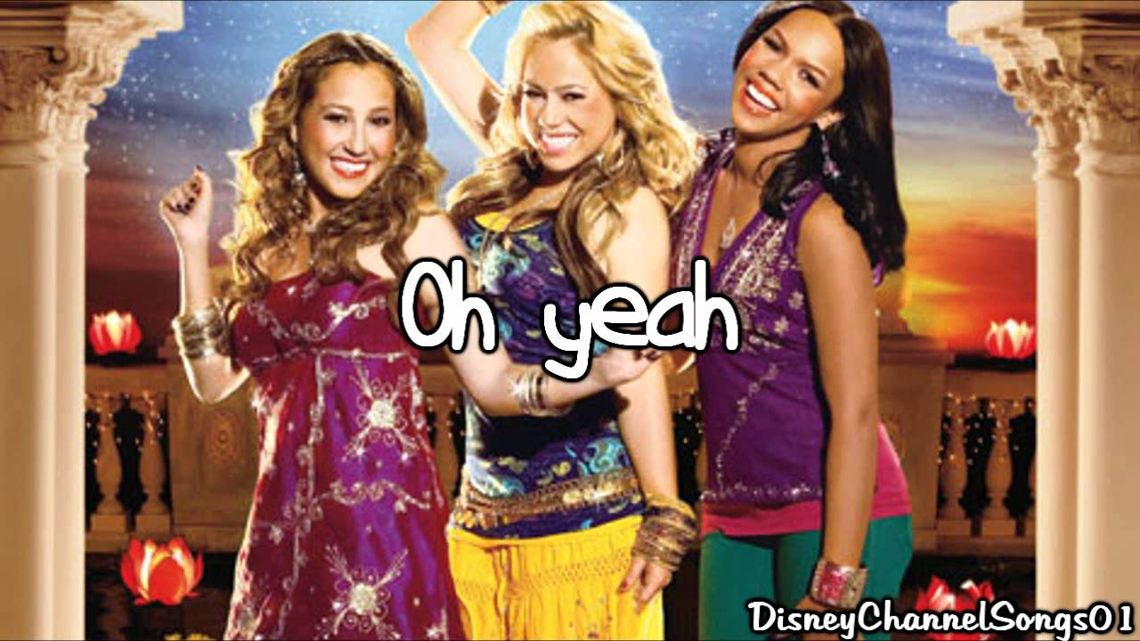 The Cheetah Girls Dance Me If You Can With Lyrics Youtube