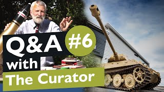 Curator Q&A | #6: Tank Tracks | The Tank Museum