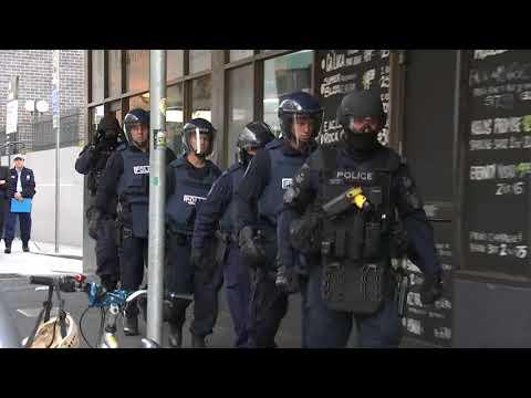 POLICE RAID IN SPA MASSAGE CENTER IN INDIA