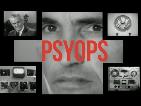 PSYOPS -1968 - Military Mind Control