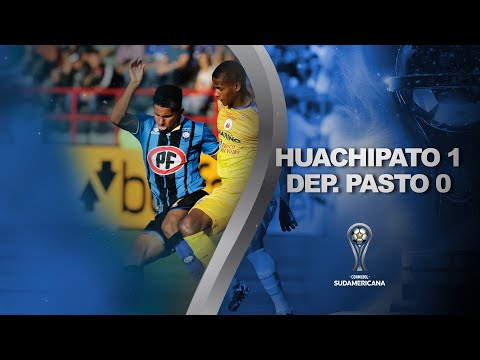 Huachipato Dep. Pasto Goals And Highlights
