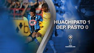 Huachipato vs. Deportivo Pasto [1-0] | RESUMEN | Primera fase (Ida) | Sudamericana 2020