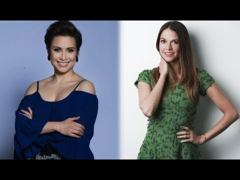 Sutton Foster VS Lea Salonga | Same Songs