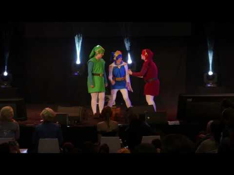 related image - HeroFestival 2016 - Marseille - Concours Cosplay Groupe - 24 - The Legend of Zelda