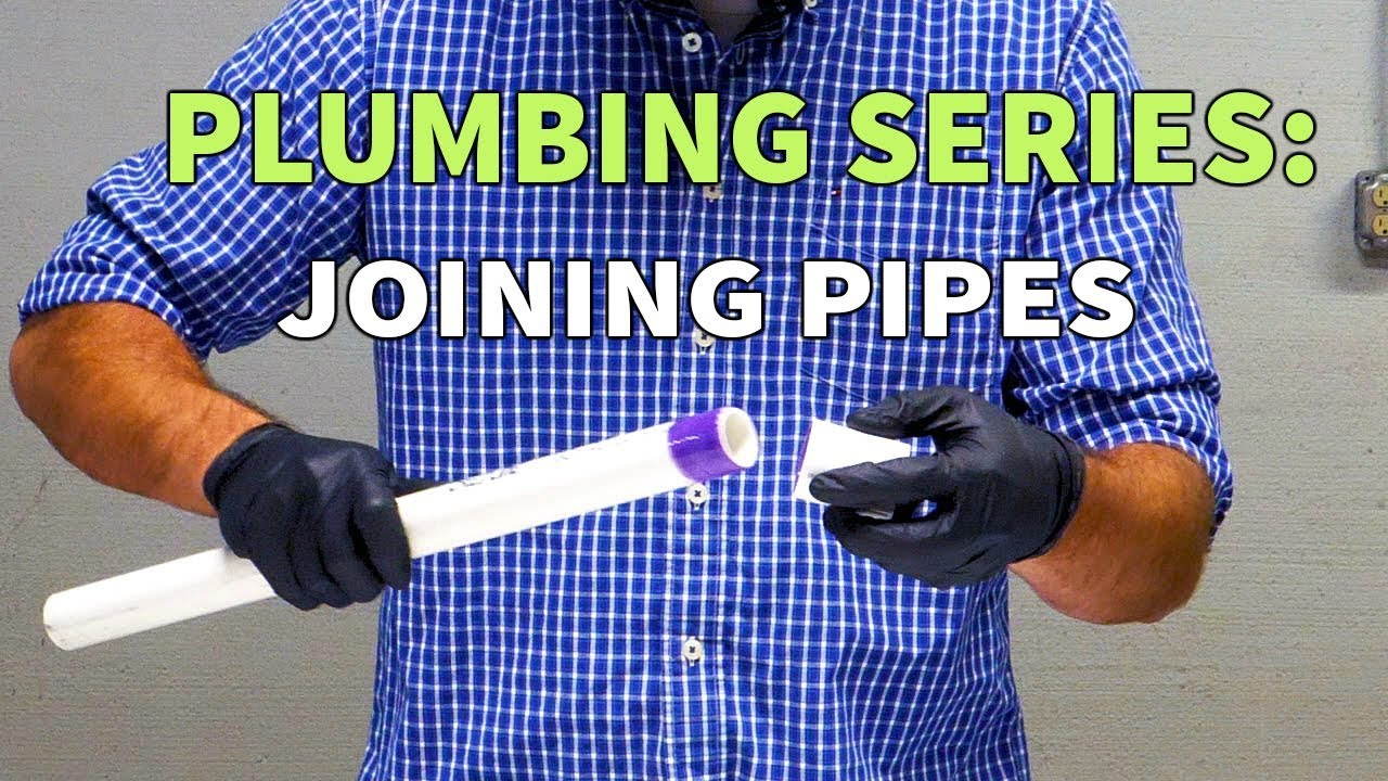 Plumbing Series How To Join Pipes For Your Hydroponic System