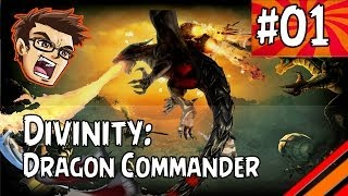 "Divinity: Dragon Commander | ""The True King"" 
