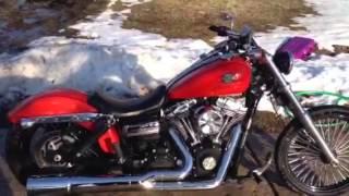 2010 dyna wide glide after fuel moto 107