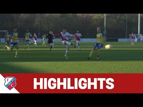 SAMENVATTING   FC Utrecht vs. Waasland-Beveren
