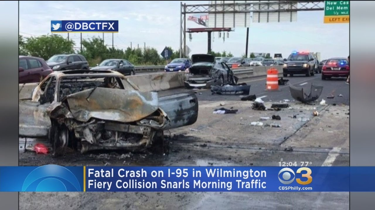 I-95 SB Reopens After Fatal Accident Causes Major Backups