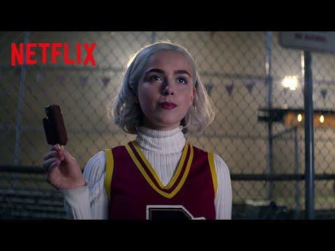 Chilling Adventures of Sabrina - Deel 3   Officiële trailer   Netflix