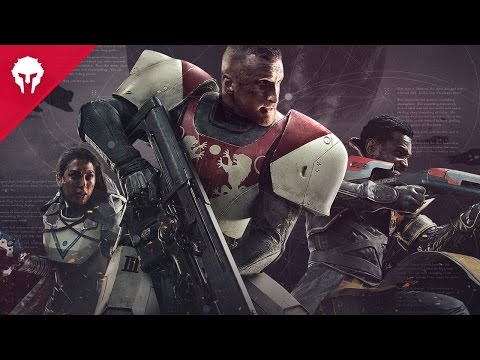 DESTINY 2 CLASSES AND SUPERS REVEALED