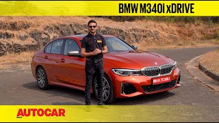 BMW M340i Review - M3 for the Masses? | First Drive | Autocar India