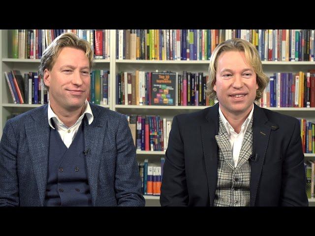 Stephen en Viktor Steijger over Top 10 voor topteams