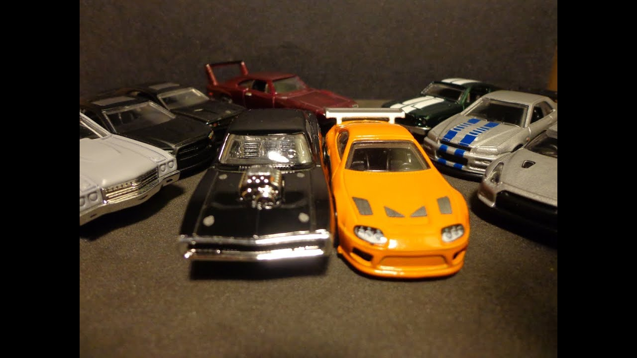 The Cars Of The Fast And The Furious Tomica トミカ Busy