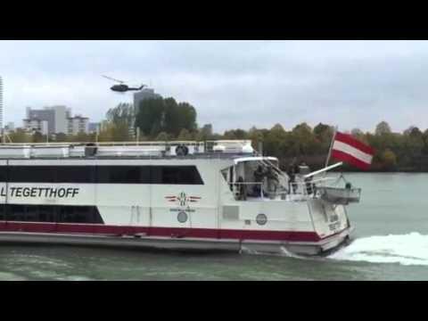 Hostages Danube Vienna (training)