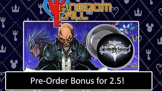 Kingdom Hearts HD 2.5 ReMIX Pre-Order Bonus Revealed: My Opinion - Kingdom Call