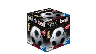 PuzzleBall EUROPASS 2008 - Puzzle 3D