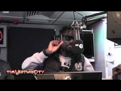 Sarkodie *HOT* freestyle  - Westwood