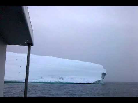 Massive iceberg off St.Anthony, NL July 15, 2011 2:04 PM