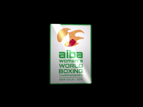 AIBA Women's World Boxing Championships New Delhi 2018 - Session 15 A - Finals