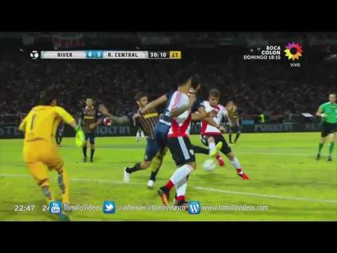 River Plate Campeon Copa Argentina 2016 - (4-3) Vs Rosario Central [FullHD 1080p 60fps]