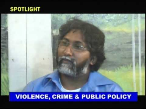 Violence, Crime & Public Policy (Pt. 2)