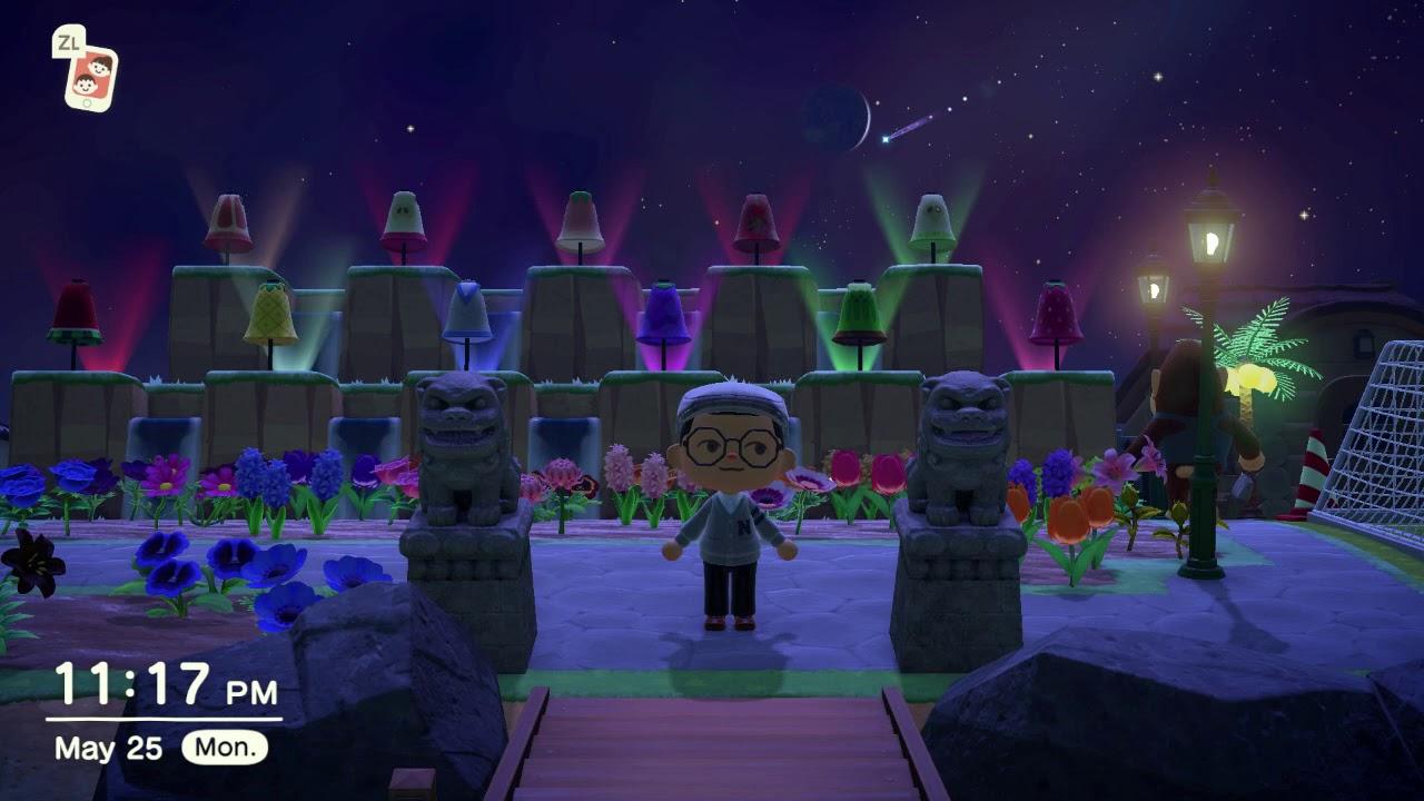 Animal Crossing: New Horizon EP: 01 School Theme Island ...