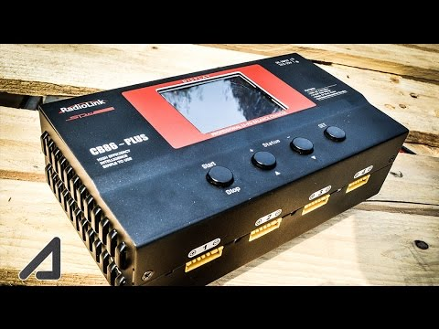 RadioLink's CB86-Plus LiPo Charger