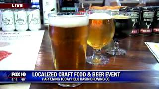 Localized Craft Food and Beer