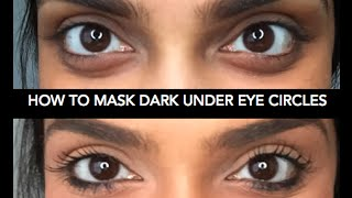How to Mask Dark Under Eye Circles (Seen on TODAY Show)