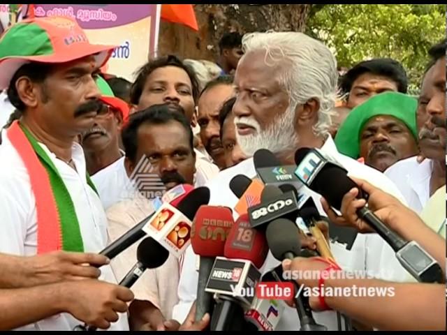 Kummanam Rajasekharan's reply to Vellapally Natesan on Malappuram by-election candidate selection