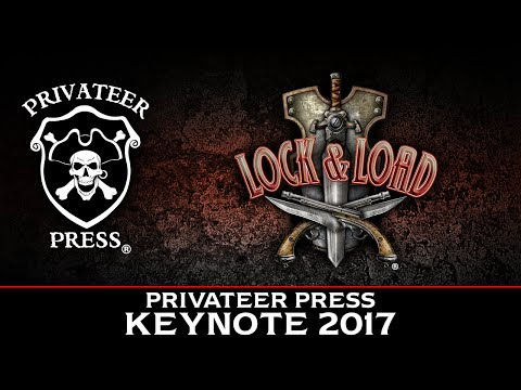 Privateer Press Keynote 2017