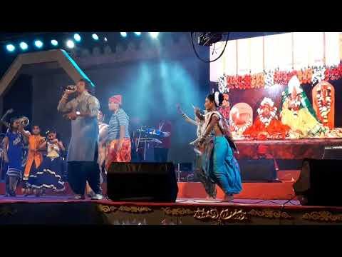 Live Progaram ,  Airoli Gavamadhi Baug Kay Lavila Gulabacha  ऐरोली गावामधी   Singer  Ashish Mhatre
