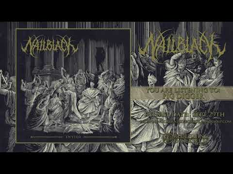 Nailblack - Pig Digger ( Black Metal ) None More Black
