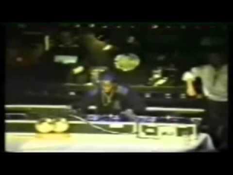 DJ Cheese DMC World Championships 1986 @ The London Hippodrome