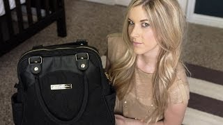 Petunia Pickle Bottom - Sashay Satchel - Diaper Bag Review [HD]