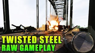 Twisted Steel Raw Gameplay - Battlefield 5 First Look