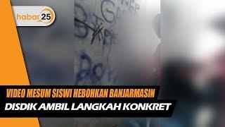 Video Mesum Pelajar SMP Hebohkan Banjarmasin