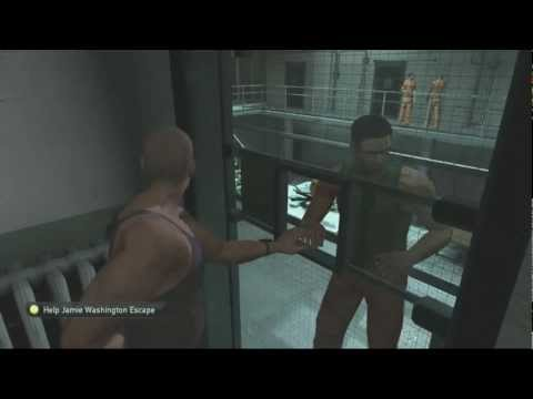 Lets Play - Splinter Cell Double Agent! Mission 2 - Prison Break (Live Commentary)