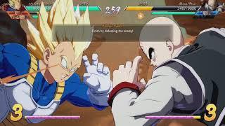 Dragon Ball FighterZ - Xbox One X - Fight 2